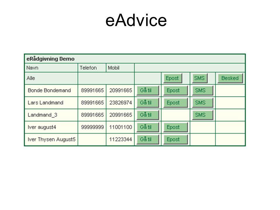eAdvice