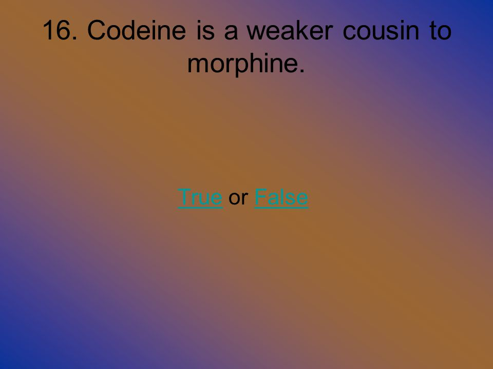 Correct Answer Morphine is natural and sometimes used to reduce severe pain. An example of severe pain is in terminal cancer patients. Morphine can al
