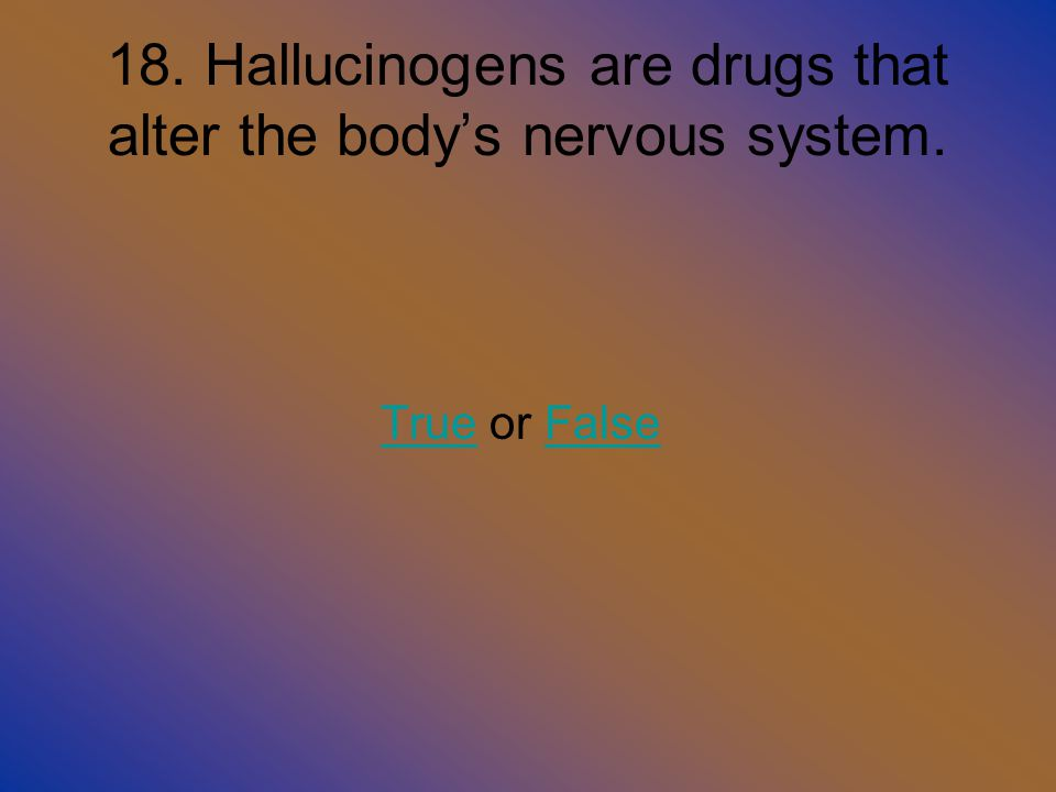 Correct Answer Heroin is illegal. It is a depressant that depresses the central nervous system, slows breathing and pulse rate. Coma or death may occu