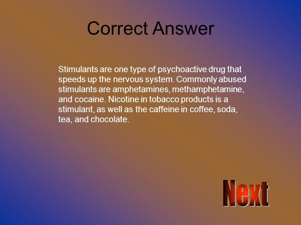 Correct Answer The affects of cocaine can last from 20 minutes to several hours.