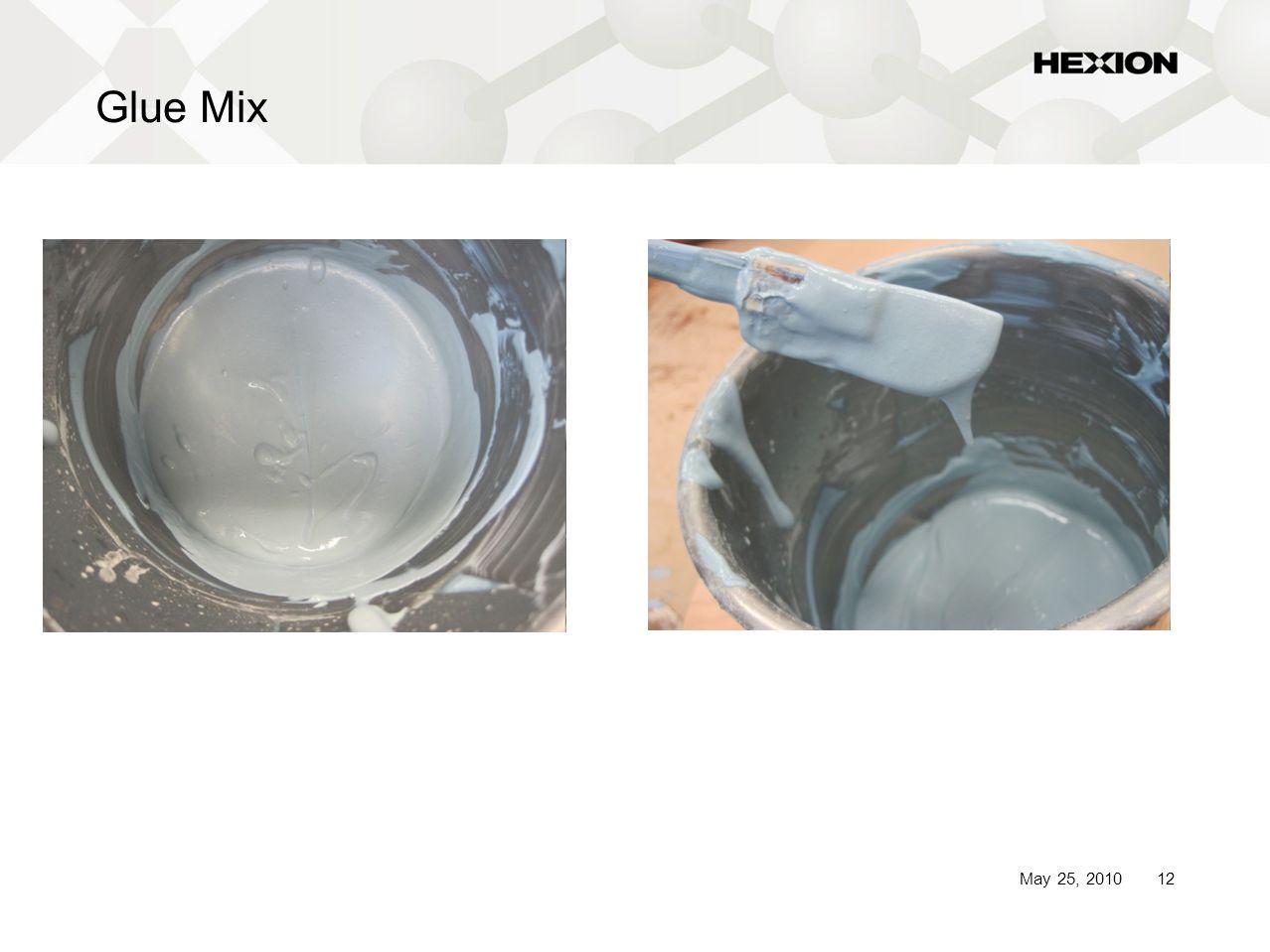 12May 25, 2010 Glue Mix