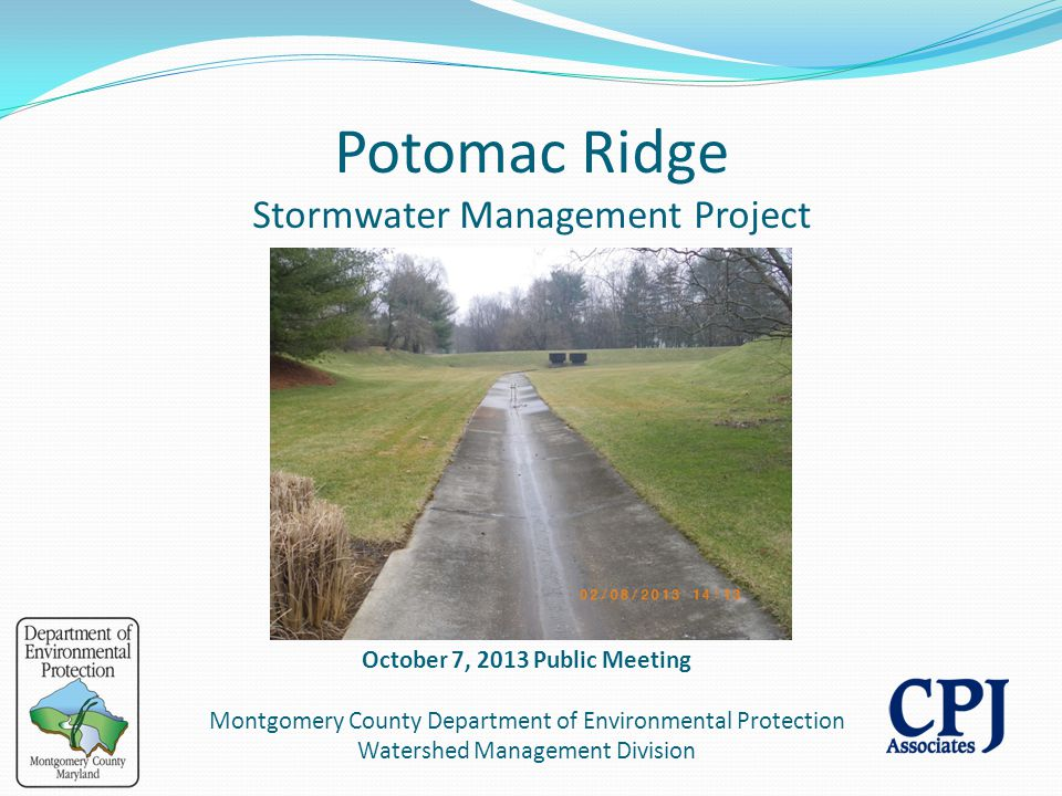 Project Objectives - SWM All ponds - 24-hour detention for stream channel protection Ponds 10887, 10891 - Permanent Wet Pool Pond 10847 – Dry Pond Pond 10876 - Convert to Infiltration area/Dry Pond Combination Pond 10887 – Install bioswale in-lieu of inlet/outlet structure at Northeast inflow point.