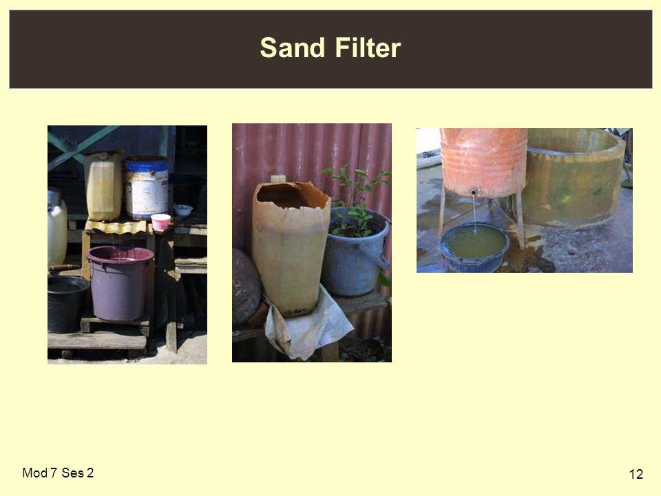 12 Sand Filter Mod 7 Ses 2