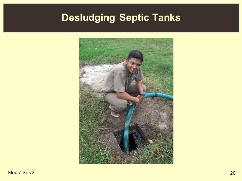20 Desludging Septic Tanks Mod 7 Ses 2