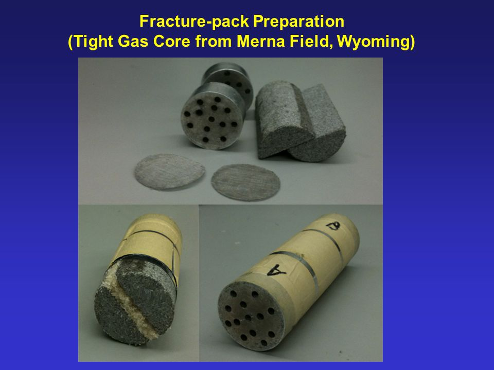 Fracture-pack Preparation (Tight Gas Core from Merna Field, Wyoming)