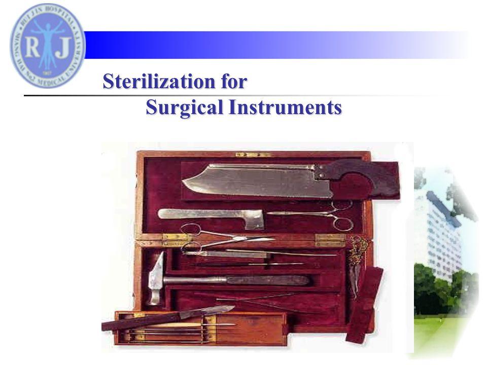 1906 1933 1947 Steam Sterilization History: