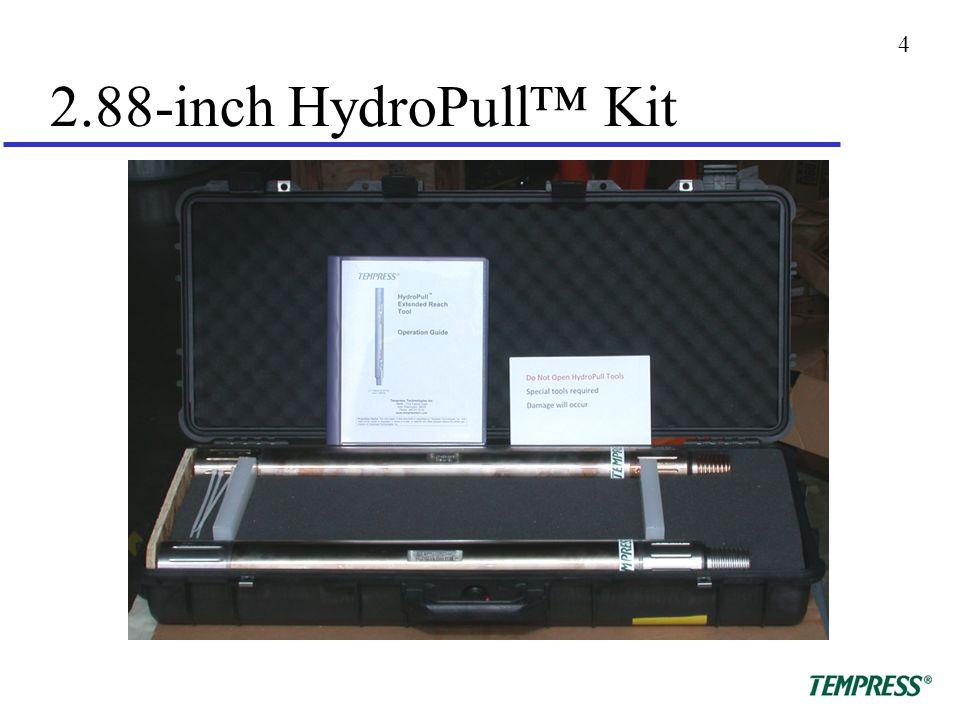 4 2.88-inch HydroPull™ Kit