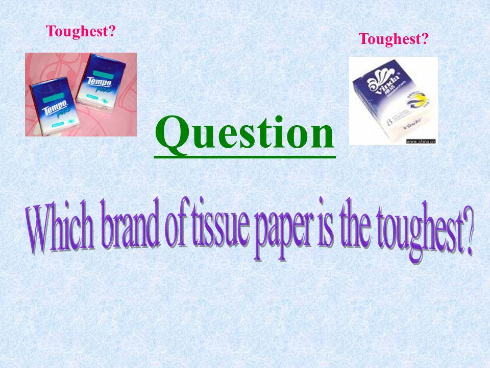 Question Toughest