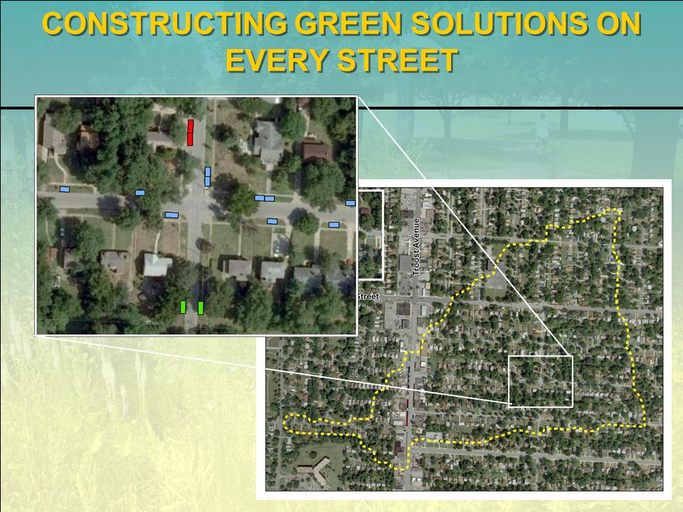 CONSTRUCTING GREEN SOLUTIONS ON EVERY STREET