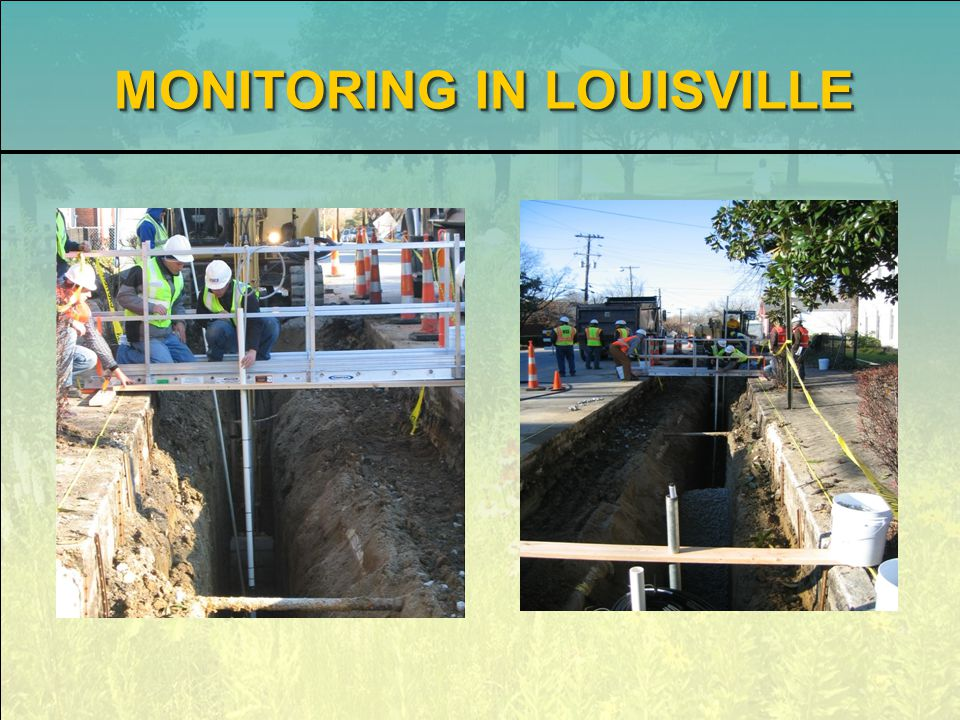 MONITORING IN LOUISVILLE