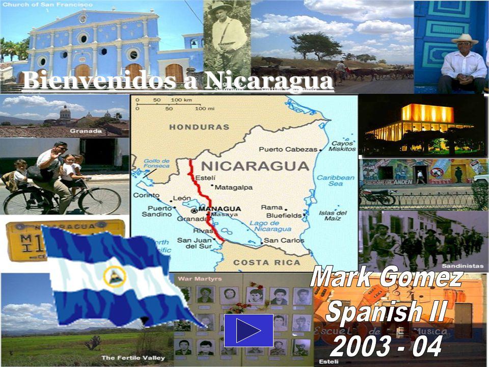 Bienvenidos a Nicaragua