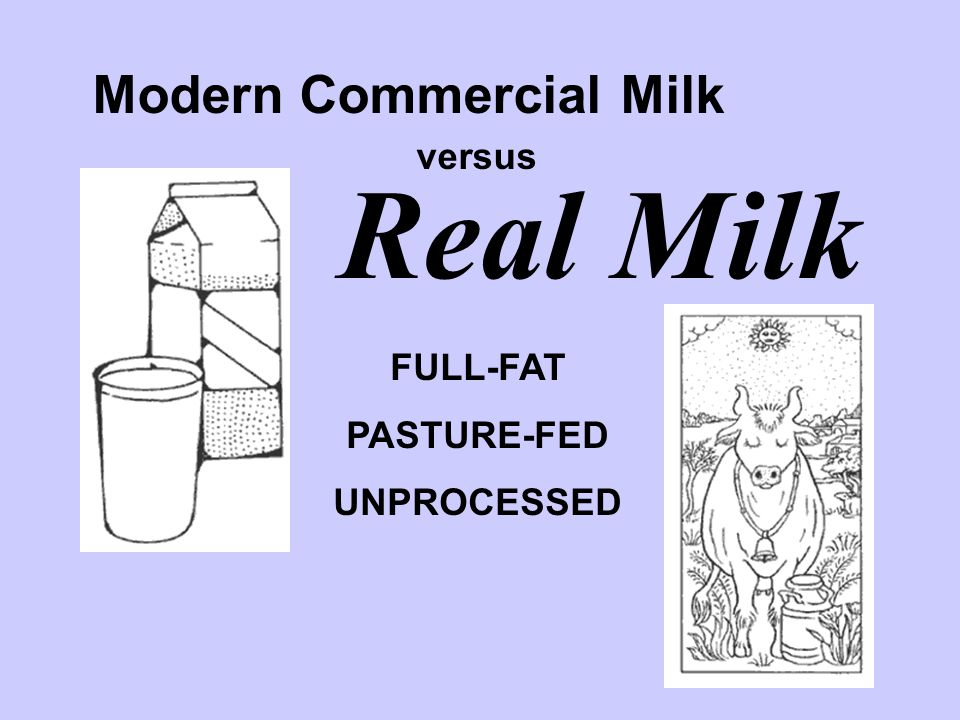 Summary of Raw Milk Safety SAFEST FOOD: Raw Milk is safer than any other food.
