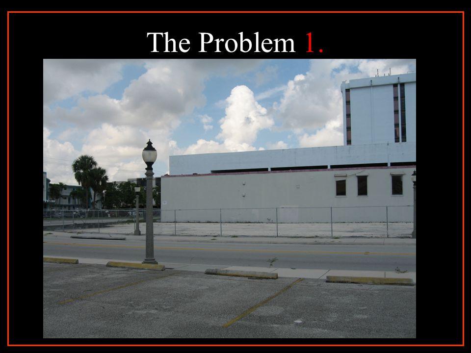 The Problem 1.