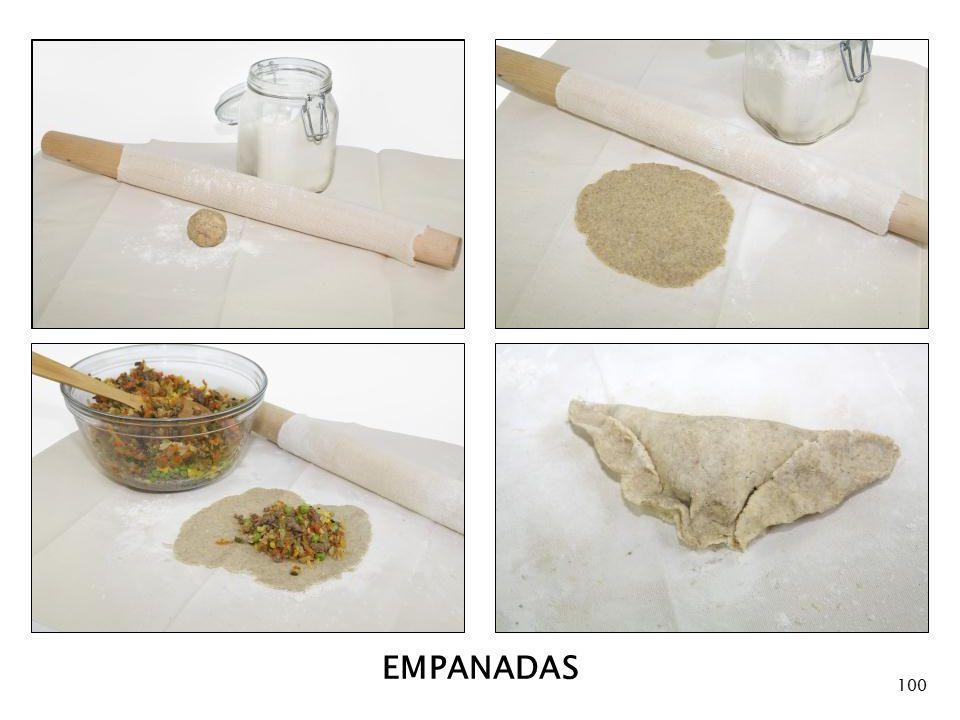 EMPANADAS 100