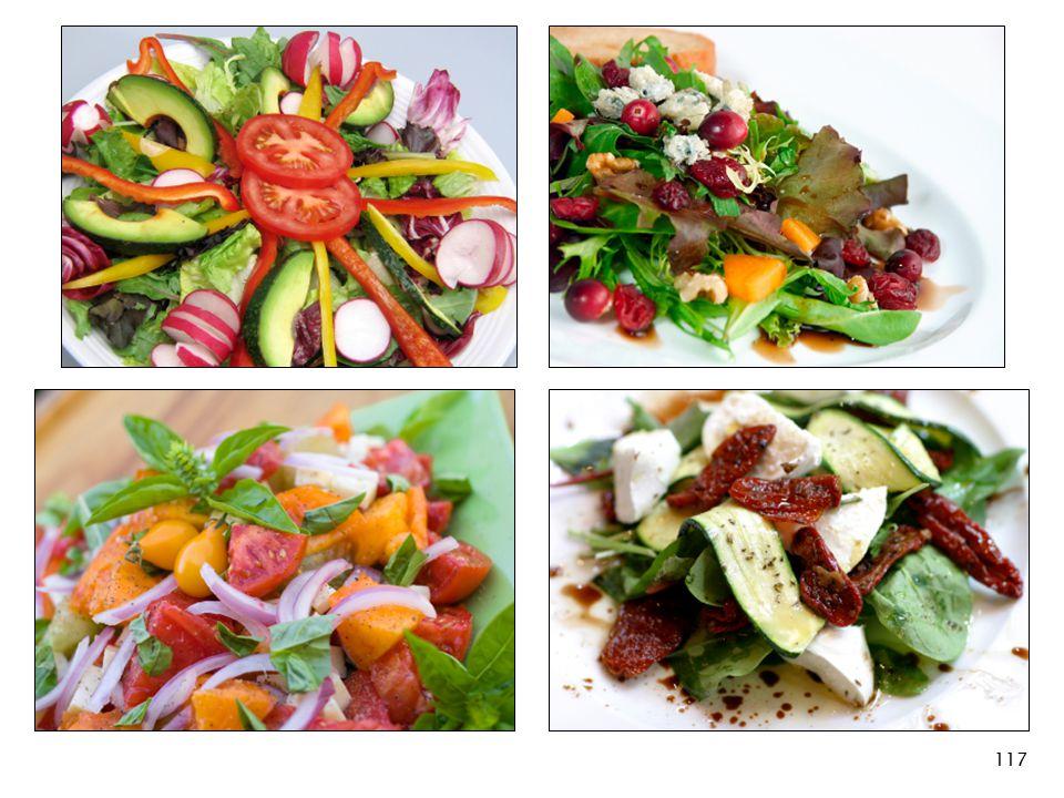 Raw Salads 117