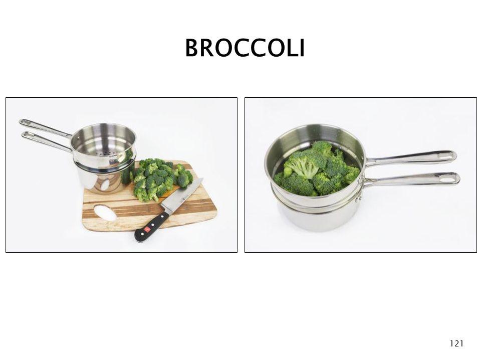 BROCCOLI 121