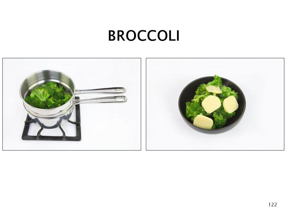 122 BROCCOLI