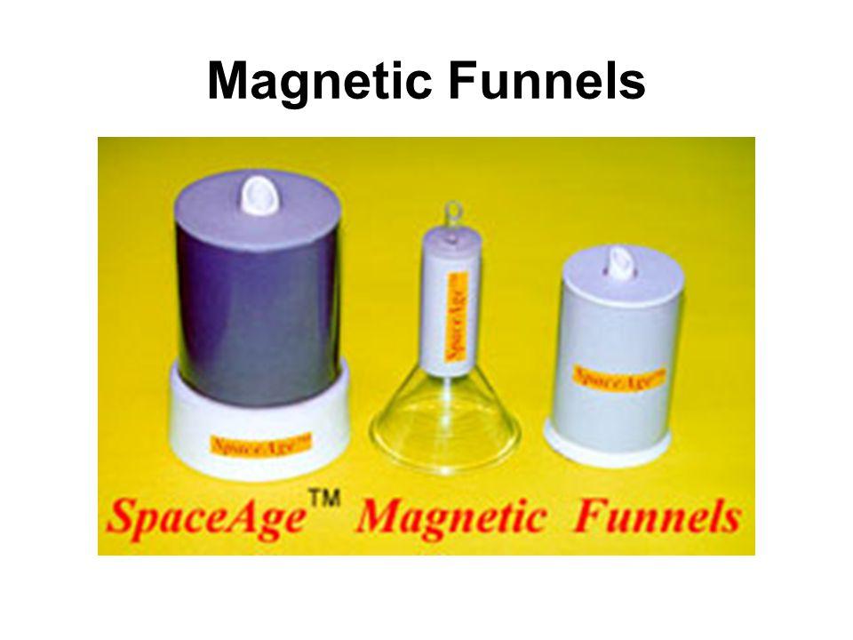 Magnetic Funnels
