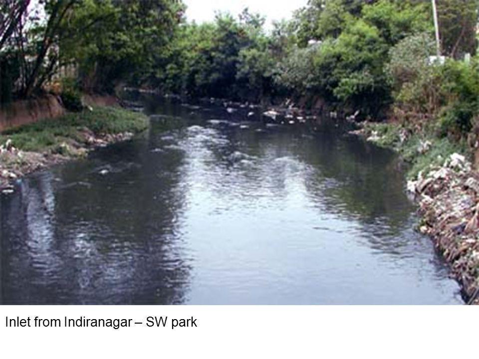 Inlet from Indiranagar – SW park