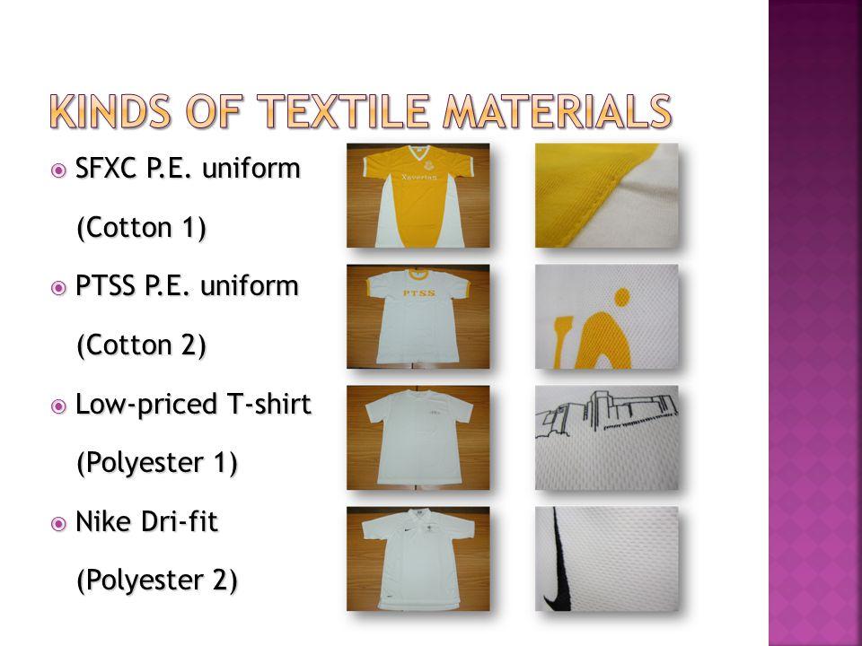  SFXC P.E. uniform (Cotton 1) (Cotton 1)  PTSS P.E.