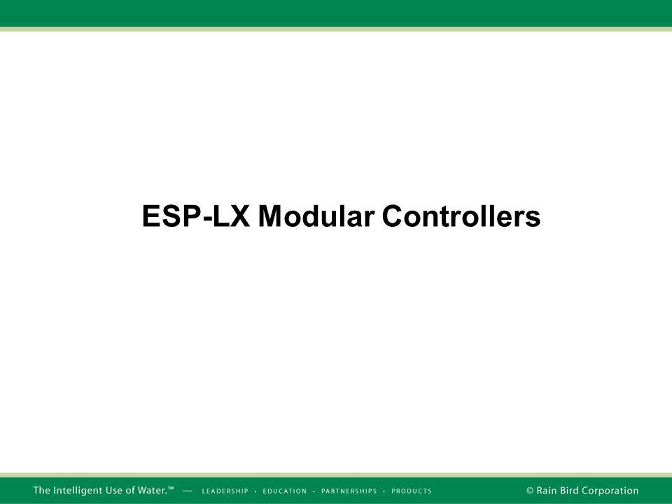 ESP-LX Modular Controllers