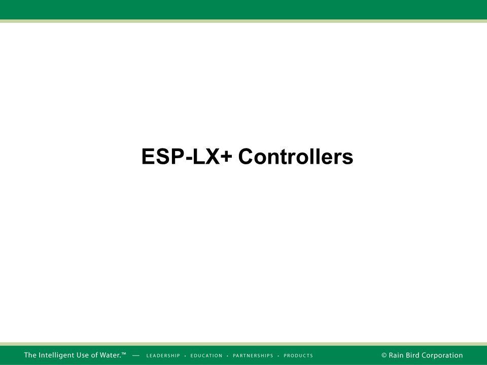 ESP-LX+ Controllers