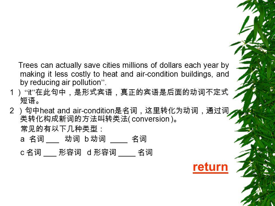 Trees make good economic sense : it pays to plant trees.