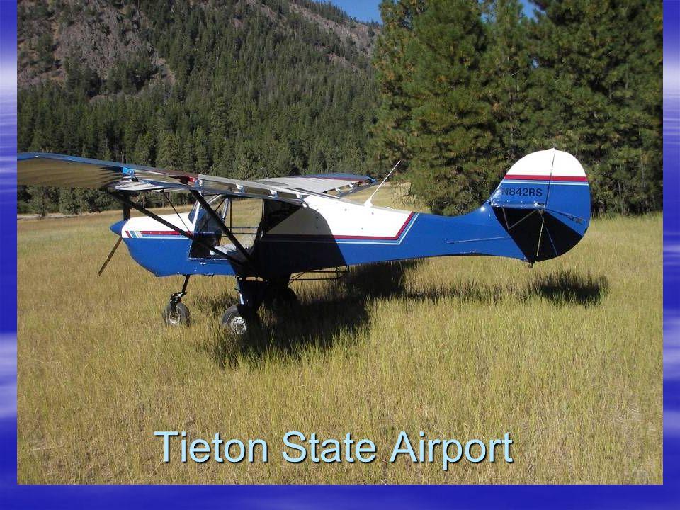 Tieton State Airport