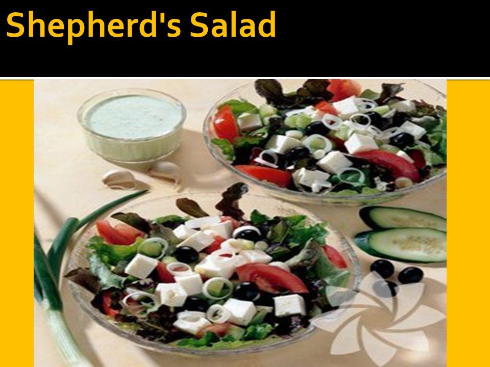 Shepherd s Salad