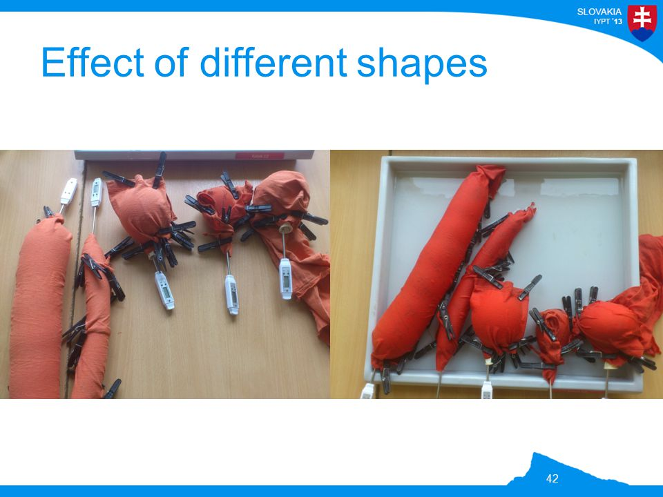 13 Effect of different shapes 42