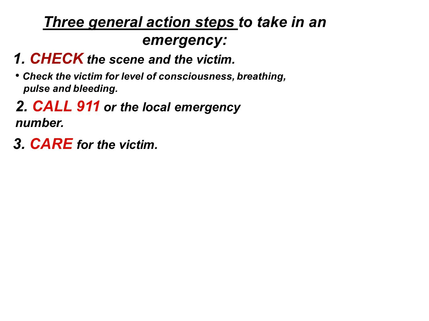 First Aid for Poisoning Steps to be taken when you suspect someone has been poisoned.