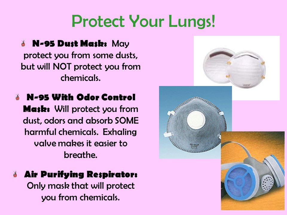 Protect Your Lungs.