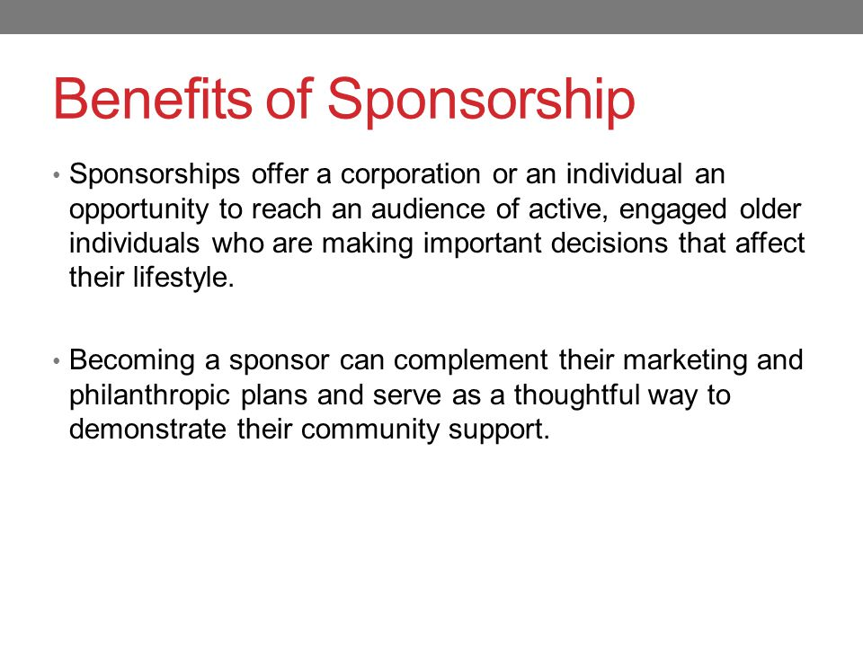 Sponsorships Since 2012 OLLI@UGA has raised over $75,000 in sponsorships.