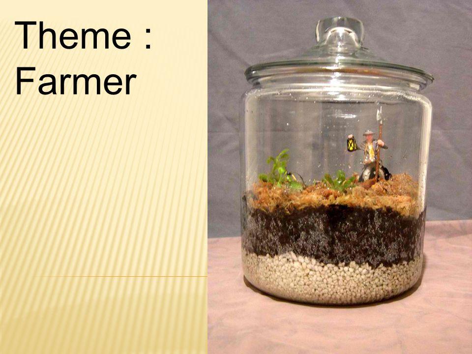 Theme : Farmer
