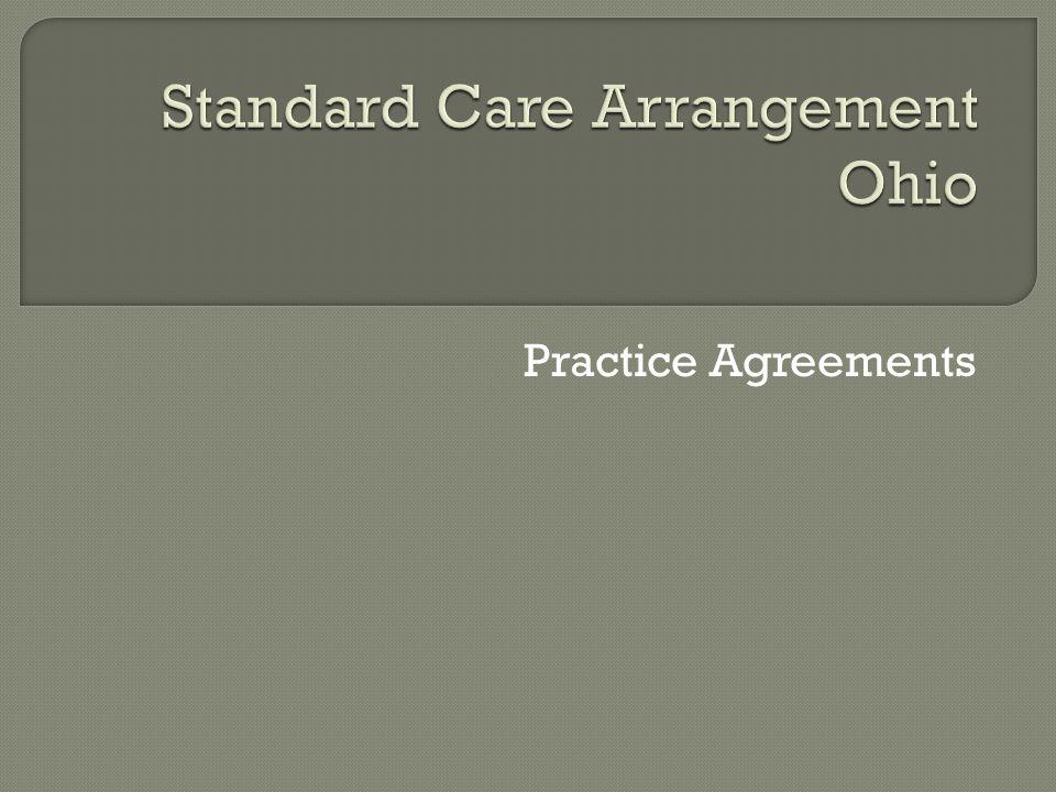 Practice Agreements