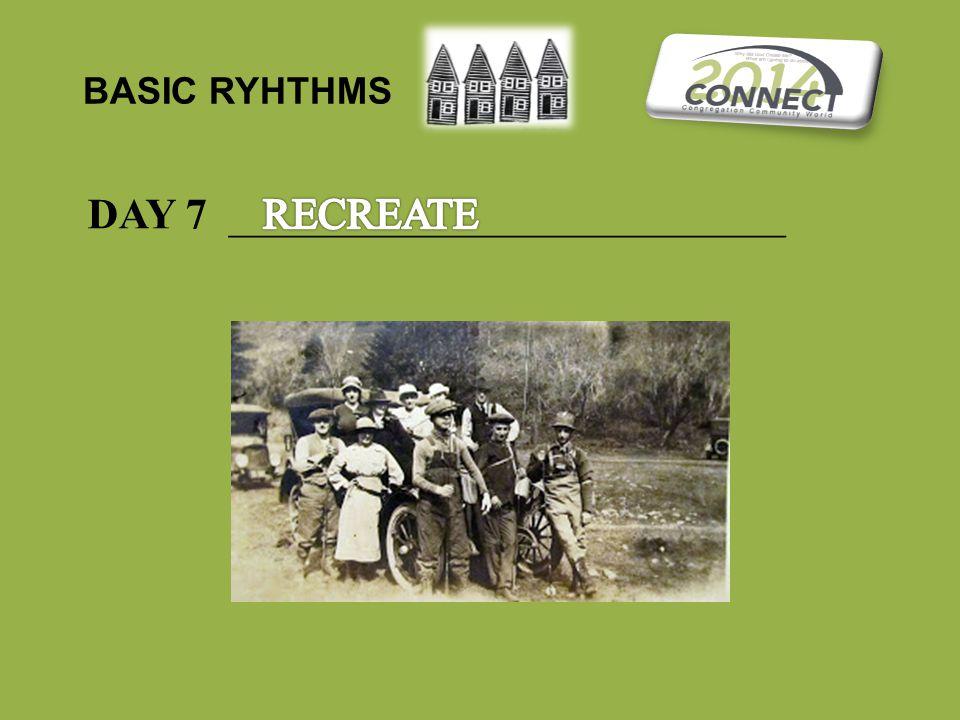 BASIC RYHTHMS DAY 7 __________________________