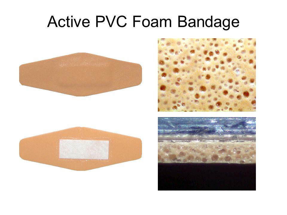 Active PVC Foam Bandage