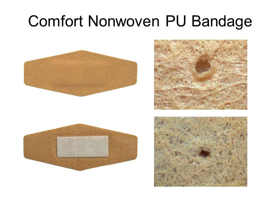 Comfort Nonwoven PU Bandage