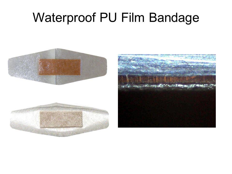 Waterproof PU Film Bandage