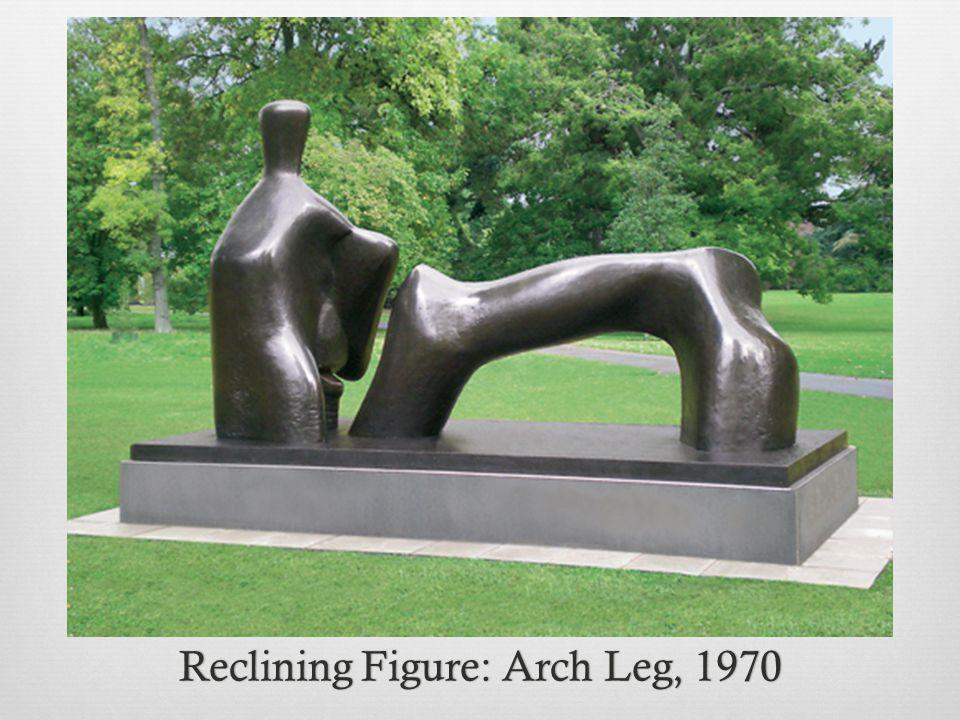 Reclining Figure: Arch Leg, 1970Reclining Figure: Arch Leg, 1970