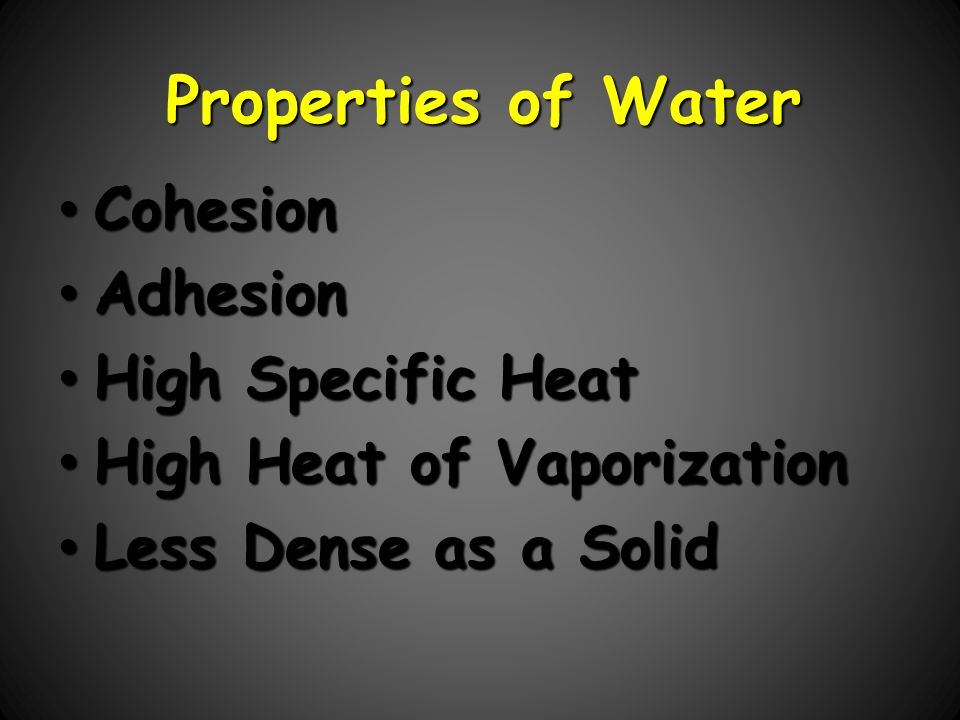 Water is Less Dense as a Solid Which is ice and which is water?Which is ice and which is water?