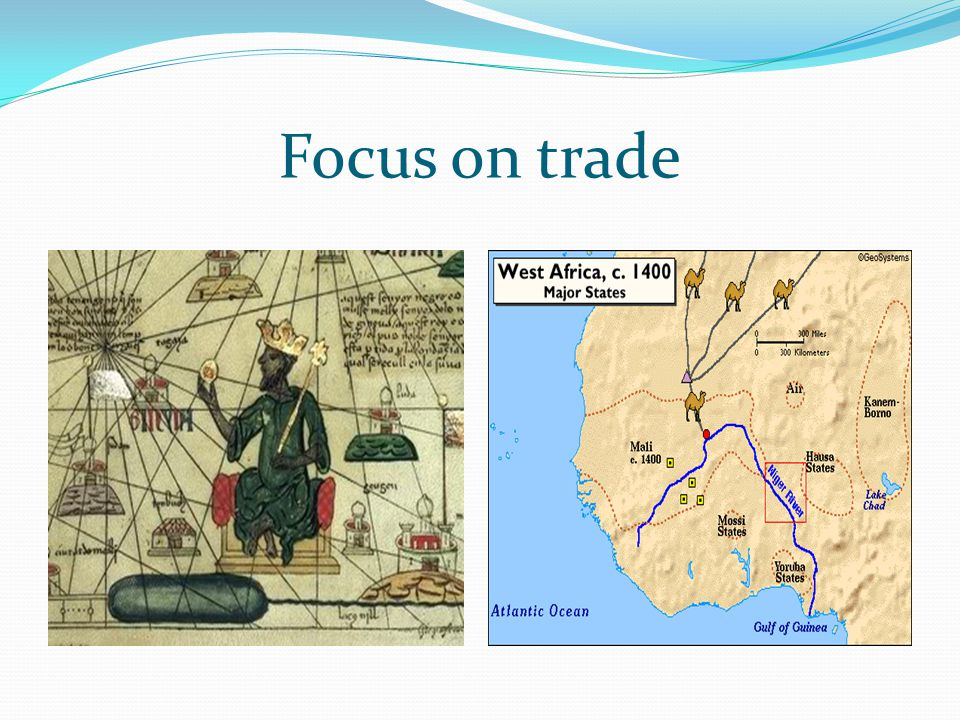 Focus on trade
