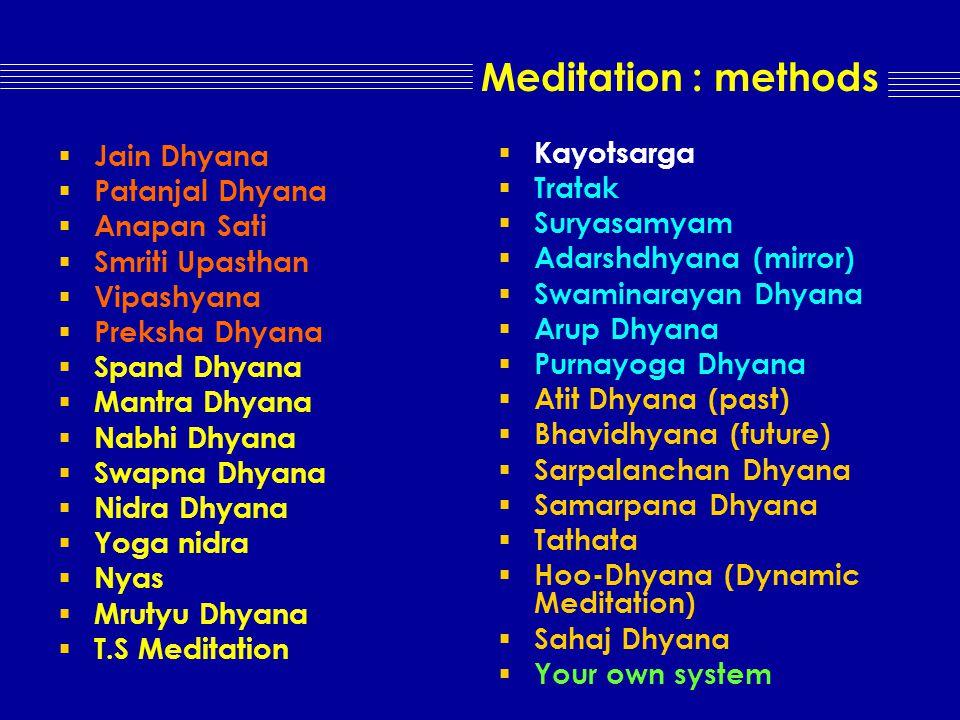 T.S.MEDITATION