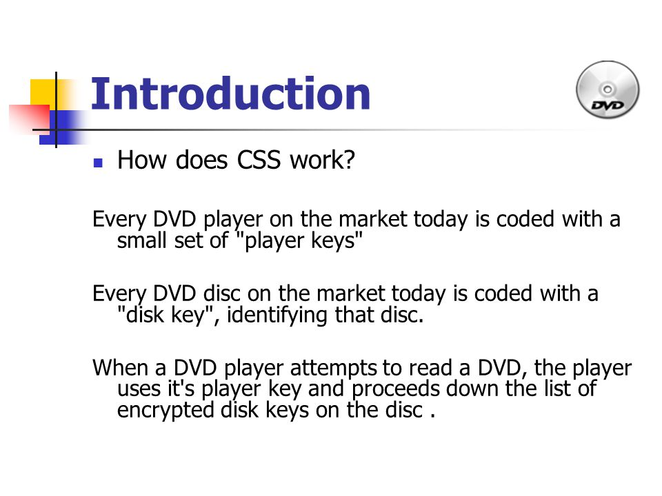 Introduction How does CSS work.