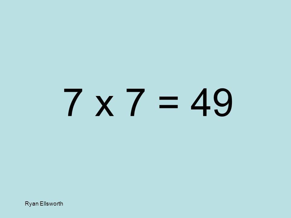 Ryan Ellsworth 4 x 6 = 24