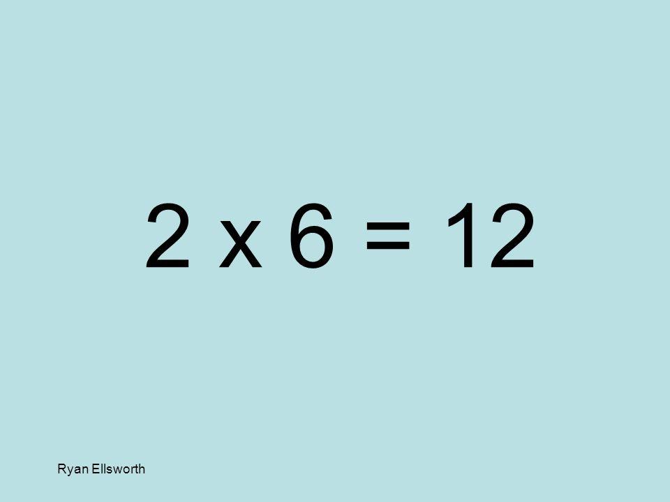 Ryan Ellsworth 7 x 7 = 49