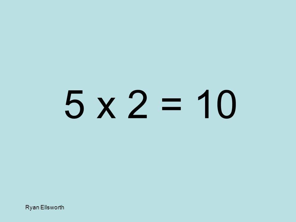 Ryan Ellsworth 3 x 3 = 9
