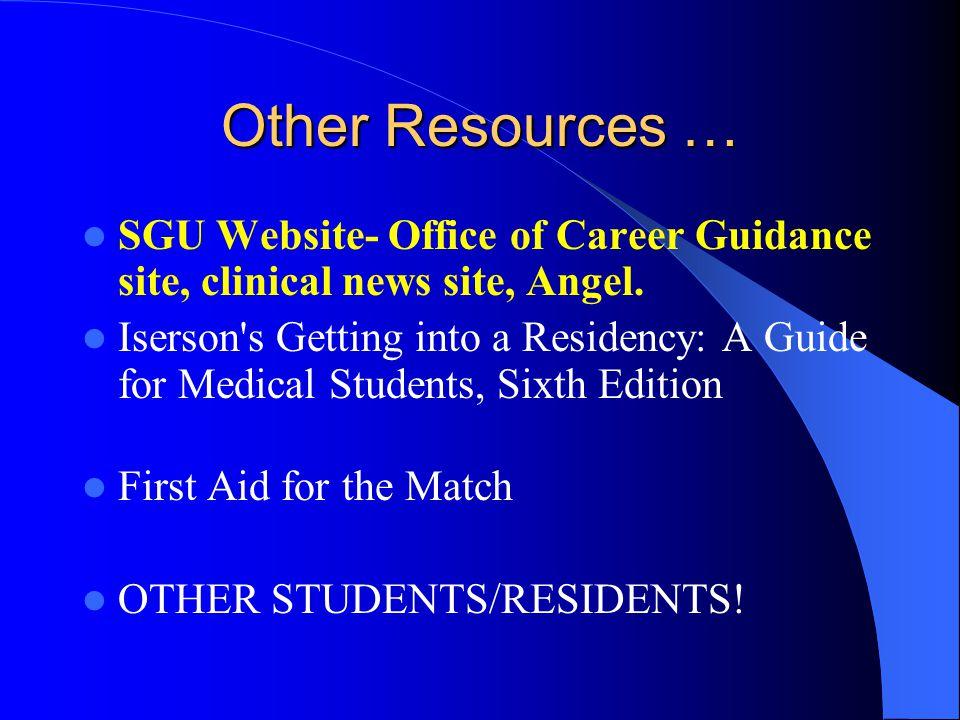 Scramble Resources www.electronicresidency.com www.imgresidency.com