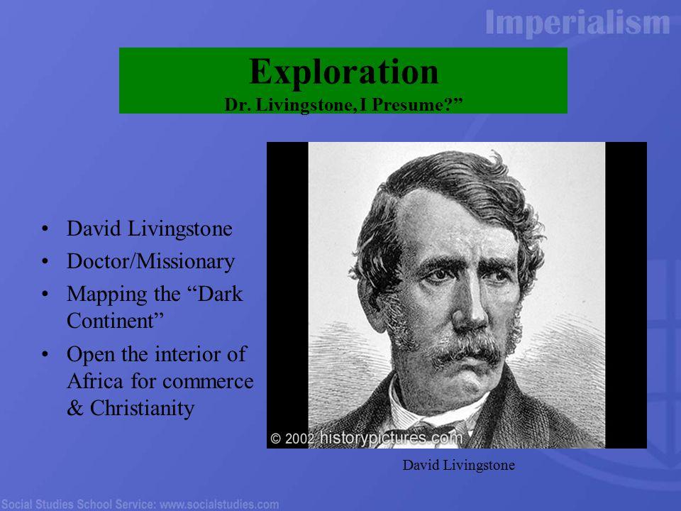 Exploration Dr.