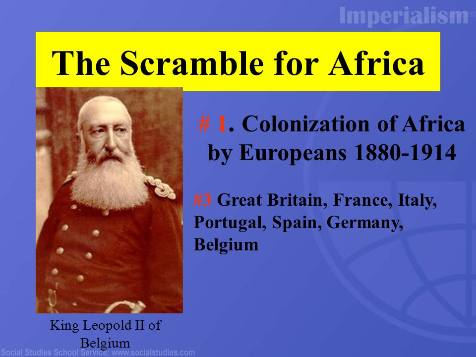 Imperialism Quote If you woke up one morning and found that somebody had come to your house, and had declared that the house belonged to him, you would naturally be surprised, and you would like to know by what arrangement. –Jomo Kenyatta – 1 st President of Kenya How does this quote show an African reaction to European Imperialism in Africa.